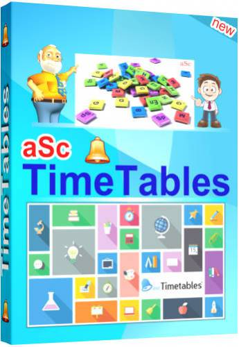 aSc TimeTables 2016.8.3 Final + Portable by poststrel