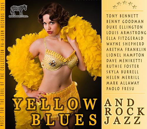 Jellow Blues And Rock Jazz (2015)