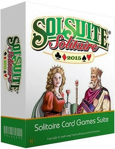SolSuite Solitaire 2015 15.8 Graphics Pack Portable (ENG|PC)