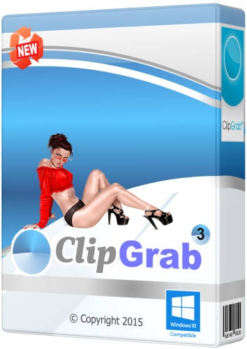 ClipGrab 3.5.1 Portable (RUS|MULTI)
