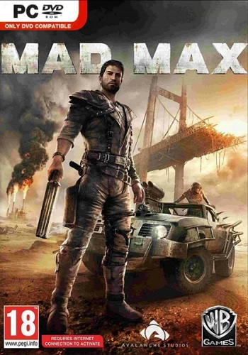 Mad Max (2015/RUS/ENG/MULTi9)