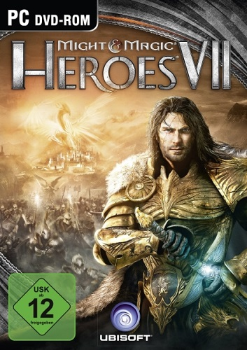 Might and Magic Heroes VII: Deluxe Edition (2015/RUS/ENG)
