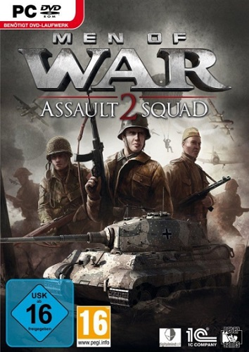 Men of War: Assault Squad 2 (2014/RUS/ENG/MULTi7)