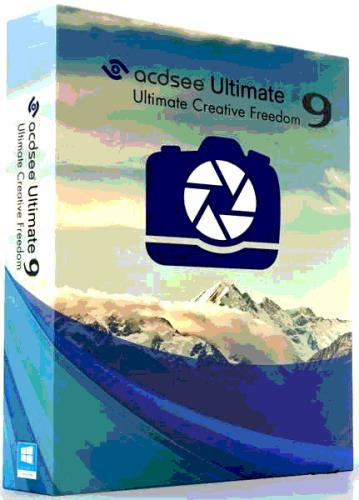 ACDSee Ultimate 9.0 Build 565 RePack by KpoJIuK (07.10.2015)