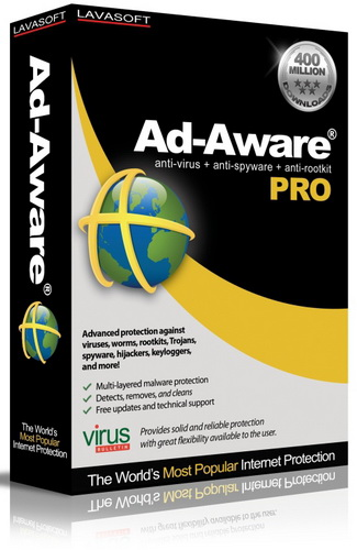 Lavasoft Ad-Aware Pro Security 11.8.586.8535 Final ML/RUS