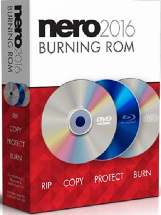 Nero Burning ROM 2016 17.0.5000