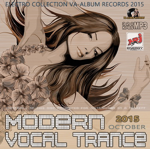 Modern Vocal Trance: October Party (2015)