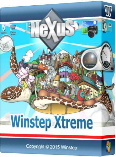 Winstep Nexus 15.7 Xtreme + Portable (RUS|MULTI)