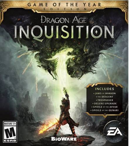 Dragon Age: Inquisition - Game of the Year Edition (2014/RUS/MULTi9/License) [CPY]