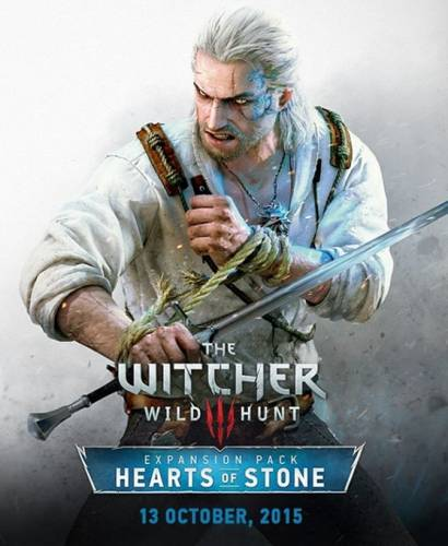 The Witcher 3 Wild Hunt: Hearts of Stone / Каменные сердца (2015/RUS/Repack)