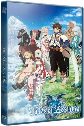 Tales of Zestiria (2015/RUS/Multi7/PC) Лицензия