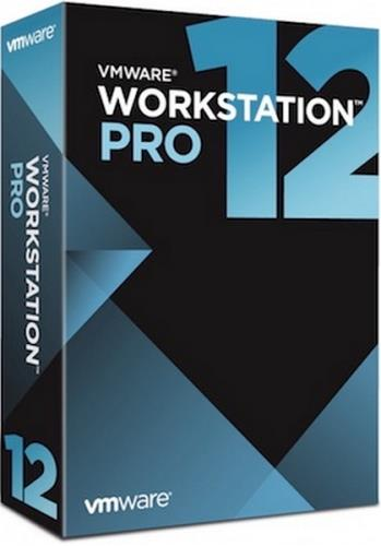 VMware Workstation 12 Pro 12.0.1 build 3160714 RePack by KpoJIuK