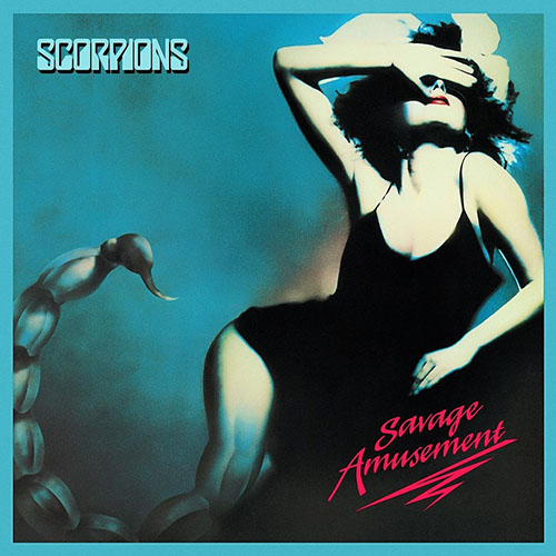 Scorpions - Savage Amusement (50th Anniversary Deluxe Edition) (2015)