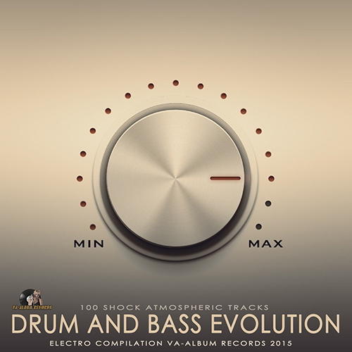 Drum And Bass Evolution (2015)