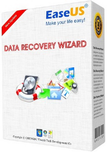 EaseUS Data Recovery Wizard 9.8.0 Repack by Diakov