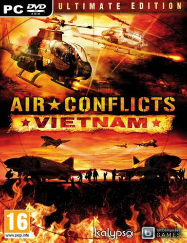 Air Conflicts: Vietnam - Ultimate Edition (2013-2015/RUS/ENG/License/PC)