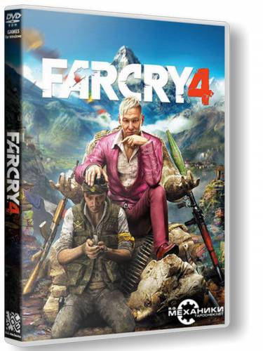 Far Cry 4 - Gold Edition (2014) RUS/ENG