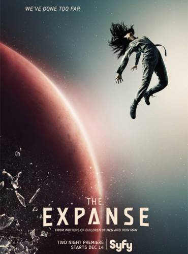 ������������ / The Expanse (1 �����/2015/WEB-DLRip)