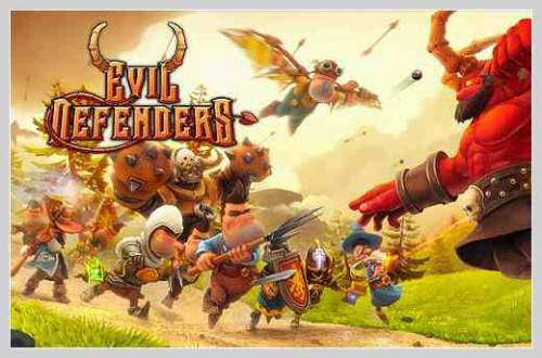Evil Defenders Portable (2015|PC|RUS|ENG)