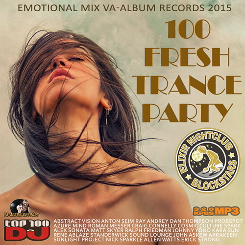 100 Fresh Trance Party (2015)