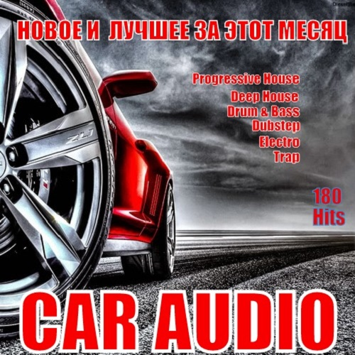 Car Audio. ����� � ������ �� ���� ����� 180 Hits (2015)