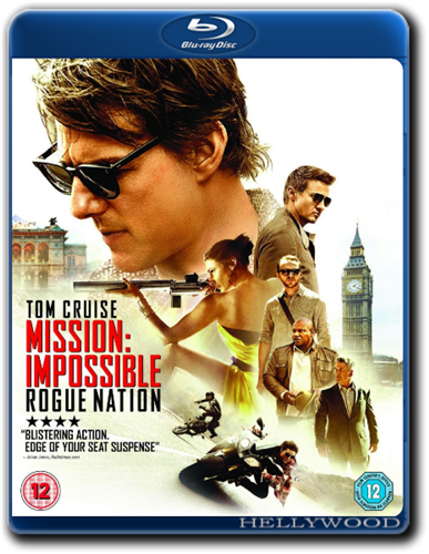 Миссия невыполнима: Племя изгоев / Mission: Impossible - Rogue Nation (2015) BDRip-AVC от HELLYWOOD | Лицензия