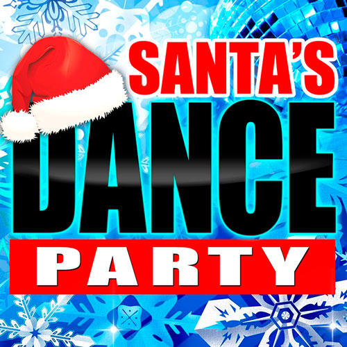 Dance Party Santas. 60 Hits (2015)