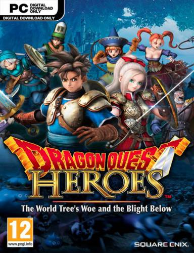 Dragon Quest Heroes: Slime Edition (2015/ENG/License/PC) RELOADED