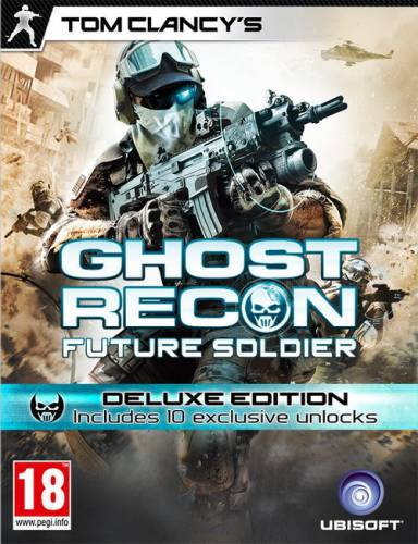 Tom Clancy's Ghost Recon: Future Soldier Deluxe Edition (2012/RUS/RePack от =nemos=)