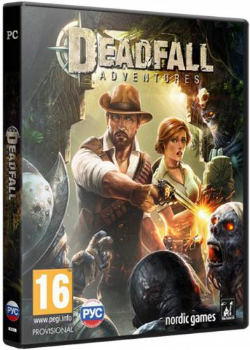 Deadfall Adventures Digital Deluxe Edition (2013/RUS/ENG/RePack от =nemos=)
