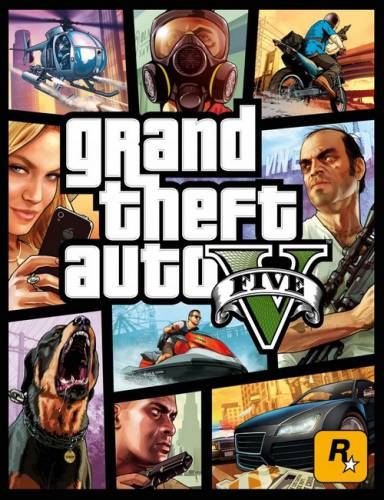 GTA 5 / Grand Theft Auto V (2015-2016/RUS/ENG/Repack by MAXAGENT)