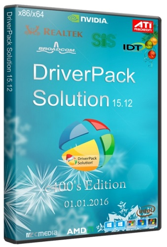 DriversPack Solution c400's Edition 01.01.2016