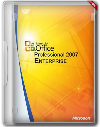 Microsoft Office 2007 Enterprise + Visio Premium + Project Pro + SharePoint Designer SP3 12.0.6741.5000 RePack by SPecialiST v16.1