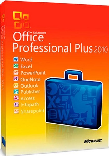 Microsoft Office 2010 SP2 / 2013 SP1 Professional Plus / Standard 14.0.7166.5000 RePack by KpoJIuK