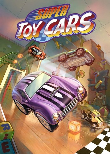 Super Toy Cars (2014/ENG/Repack)