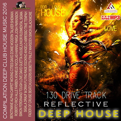 Reflective Deep House Mix (2016)