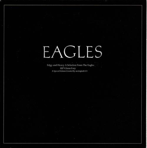 The Eagles - Edgy and Heavy (2016) 3CD