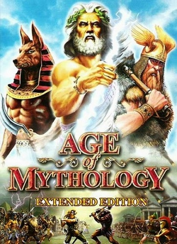 Age of Mythology - Extended Edition: Tale of the Dragon (2016)
