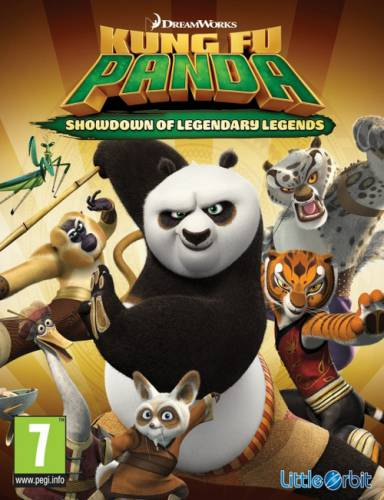 Kung Fu Panda: Showdown of Legendary Legends (2016/ENG/Multi/License/PC)