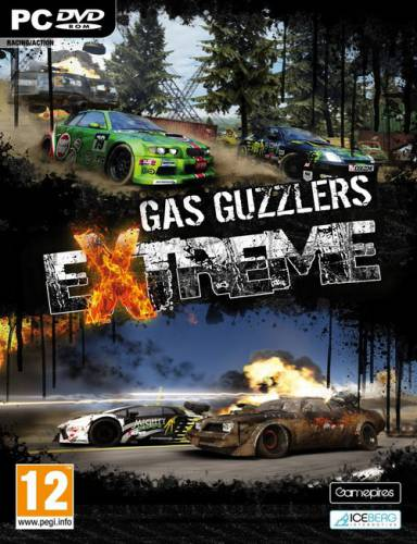 Gas Guzzlers Extreme. Gold Pack (2013-2016/RUS/ENG/Repack)