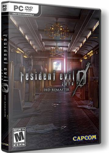 Resident Evil 0 HD Remaster (2016/RUS/ENG/Multi/License)