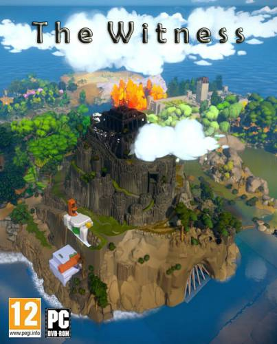 The Witness - Update 1-2 (2016/RUS/ENG/RePack от xatab)