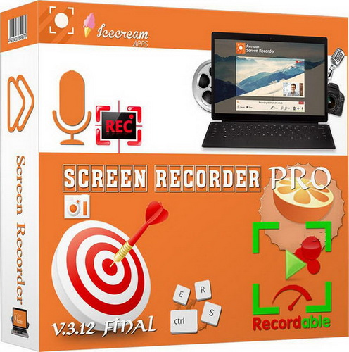 Icecream Screen Recorder PRO 3.12 Final (Multi/Rus)