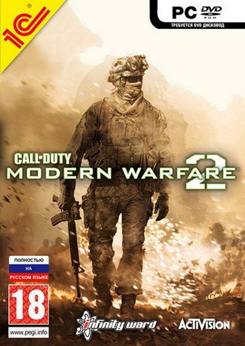 Call of Duty: Modern Warfare 2 - Multiplayer Only [IW4Play] (2009/Rus/Rus/Rip от Canek77)