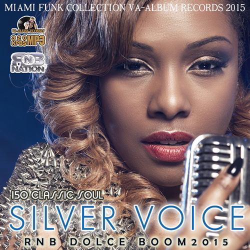Silver Voice: RnB Dolce Boom (2016)