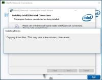 Intel Network Connections Software 20.7 WHQL