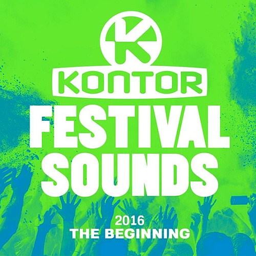 Kontor Festival Sounds 2016.01 Continuous Dj Mix (2016)