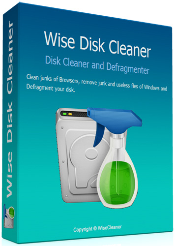 Wise Disk Cleaner 9.52.672 + Portable (ML/RUS) 2017