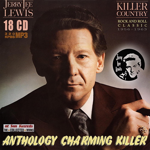 Jerry Lee Lewis - Anthology Charming Killer (2016)