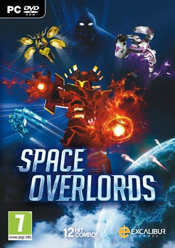 Space Overlords (2016)